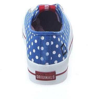 Date Ayakkabı Mavi